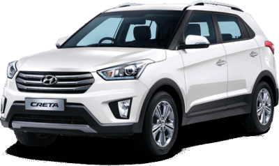 Hyundai Creta AT 4WD